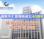 扬州市外汇知识每天2轮竞答抽取最少1元微信红包奖励